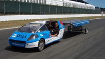 Solar Taxi