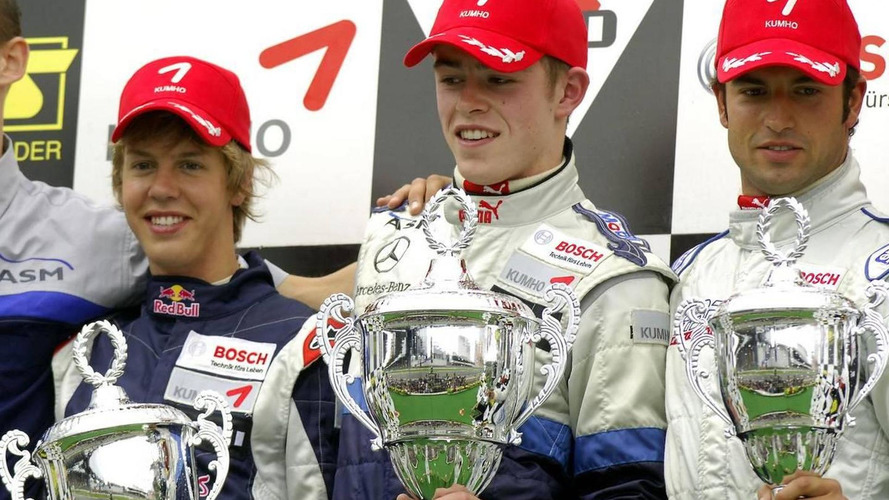 Vettel tells di Resta - 'see you on 2011 grid'