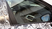 2011 BMW X3 Prototype Interior