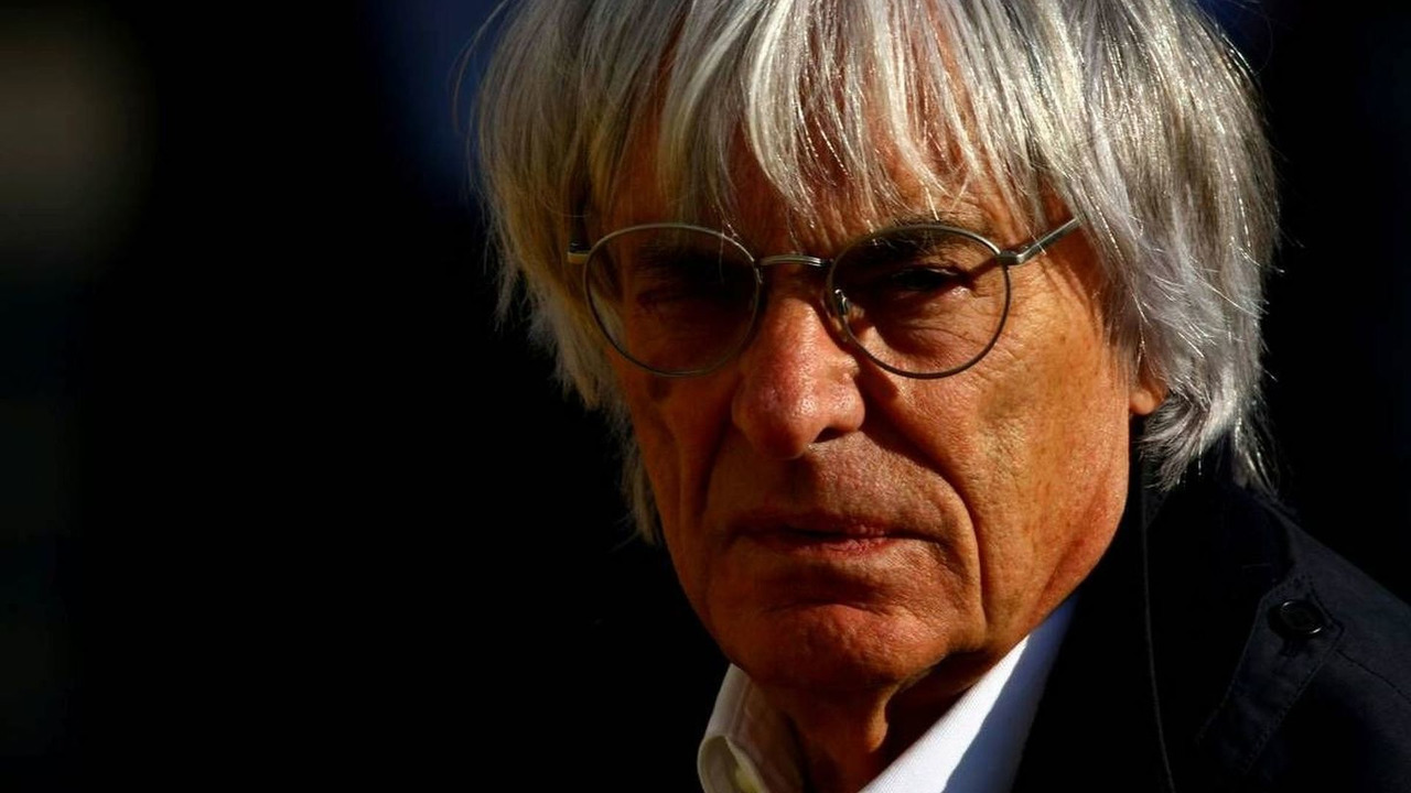 Bernie Ecclestone (GBR), Belgian Grand Prix, Francorchamps, Belgium 29.08.2009