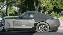 Mercedes SLS AMG Cabrio