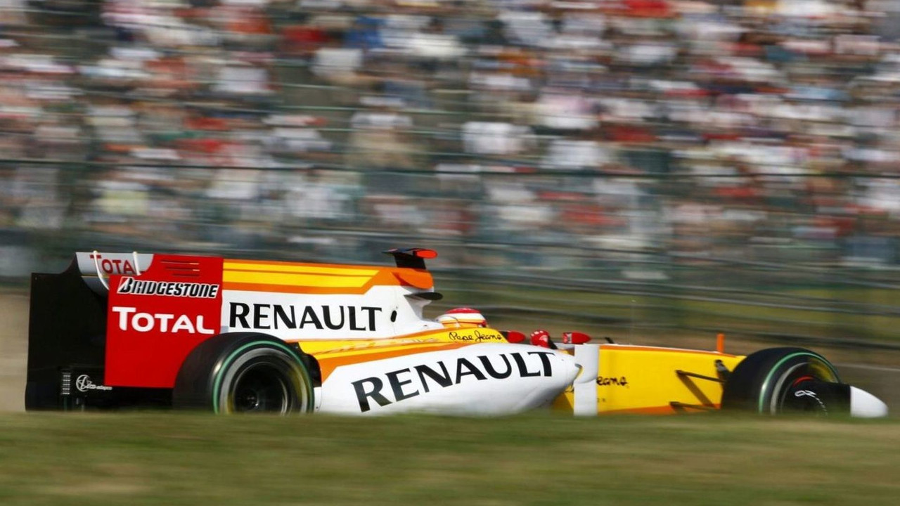 Fernando Alonso, Renault R29, 2009 Japanese Grand Prix, Suzuka Circuit, Suzuka, Japan, 03.10.2009