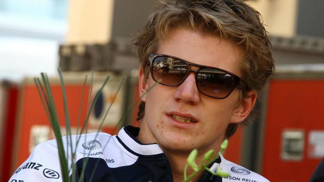 Nico Hulkenberg (GER), Williams F1 Team - Formula 1 World Championship, Rd 19, Abu Dhabi Grand Prix, 11.11.2010