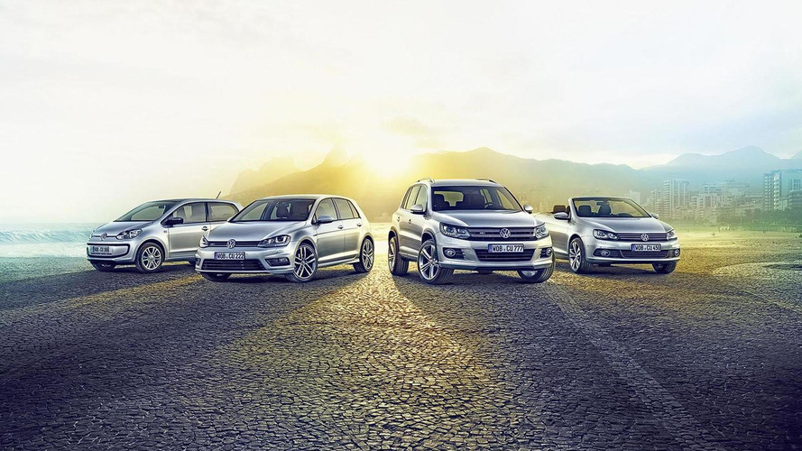 Volkswagen introduces their CUP special editions