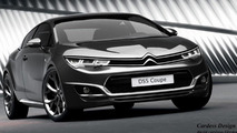 Citroen DS5 Coupe renders hit the web - does it make any sense?