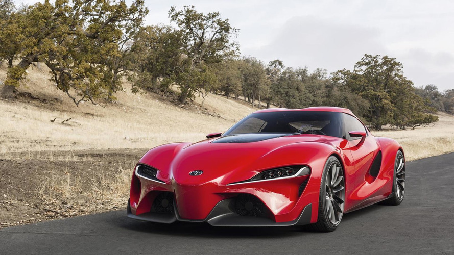 Toyota Supra on schedule for 2018 return