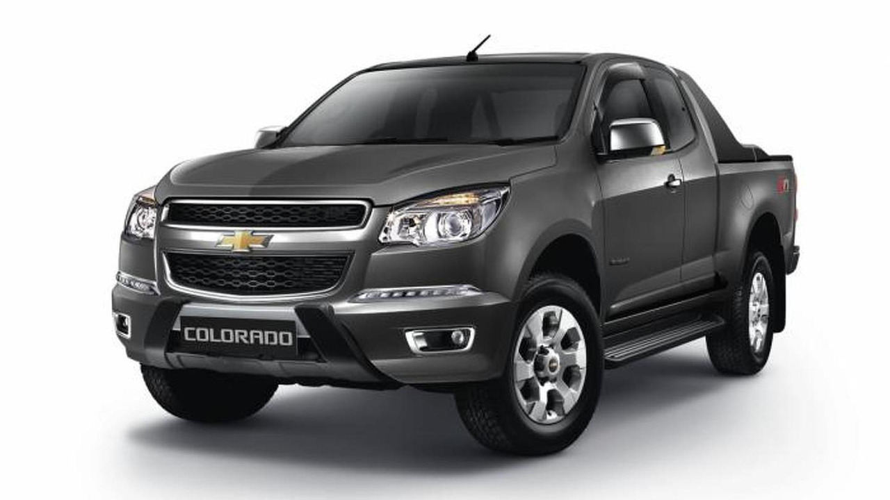 Chevrolet Colorado Sport