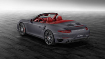 911 Turbo Cabriolet by Porsche Exclusive