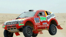 Dakar Mitsubishi