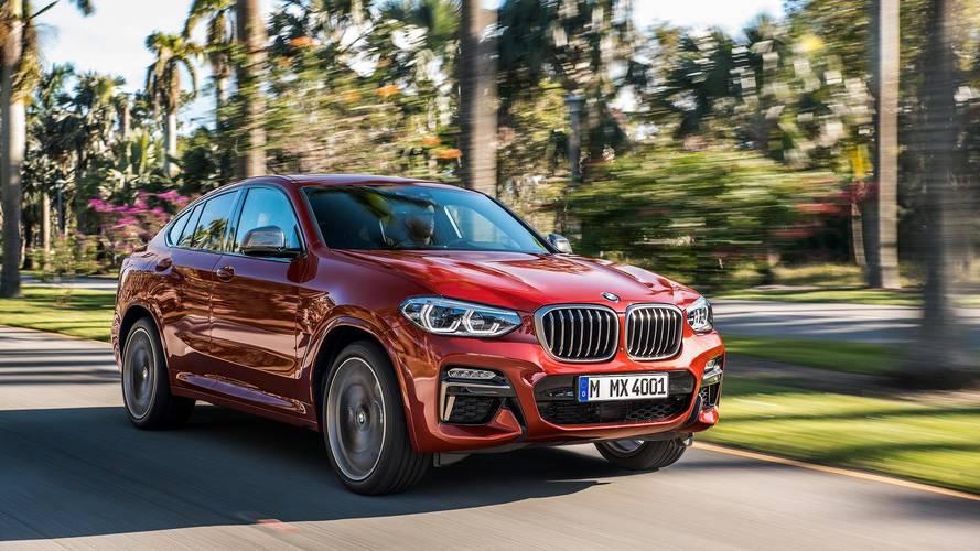 BMW revela novo X4 para brigar com Evoque