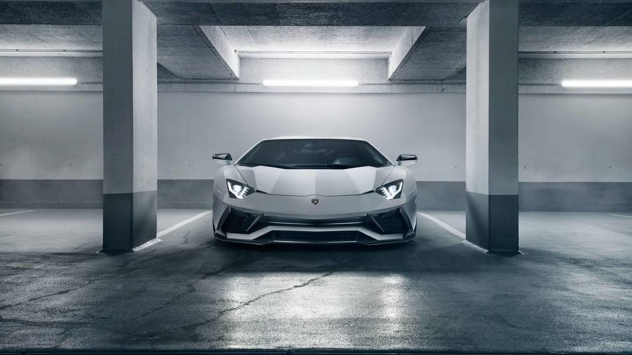 Lamborghini Aventador S 2018 preparado por Novitec