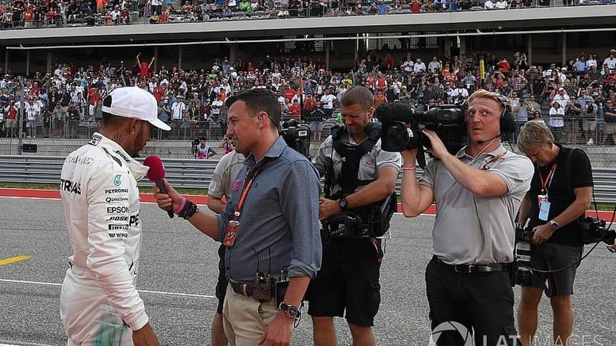 New Camera Angles Part Of 2018 F1 TV Shake-Up