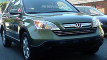 Honda CR-V Spy Photos