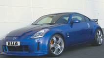 ELIA Tuning for Nissan 350Z
