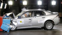 Alfa Romeo 159 Crash Test