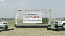 New Toyota Auto Assembly Plant in Canada
