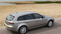 Alfa Romeo 159 Sportwagon Released (UK)