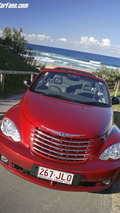 Chrysler PT Cruiser Cabrio Released (AU)