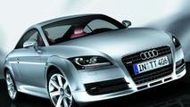 New Audi TT Coupe