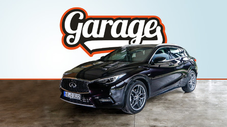 Motor1.com Garage Infiniti Q30