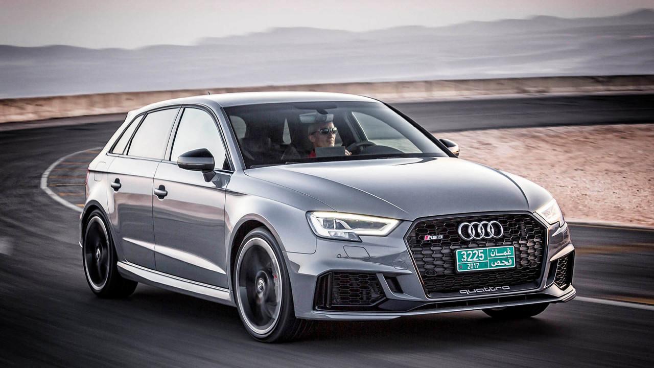 Audi RS 3 Limousine/Sportback