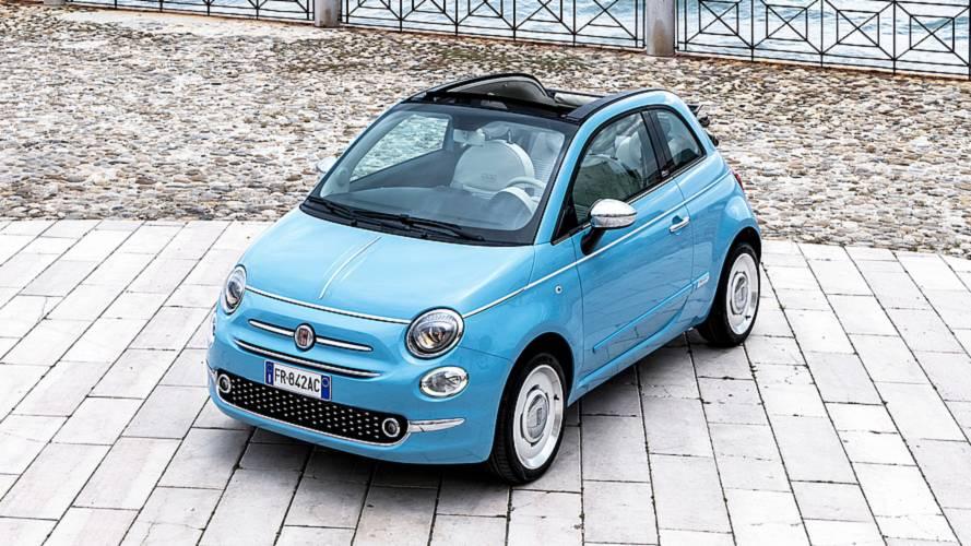 """Fiat 500 """"Spiaggina '58"""", un compleanno da Dolce Vita"""