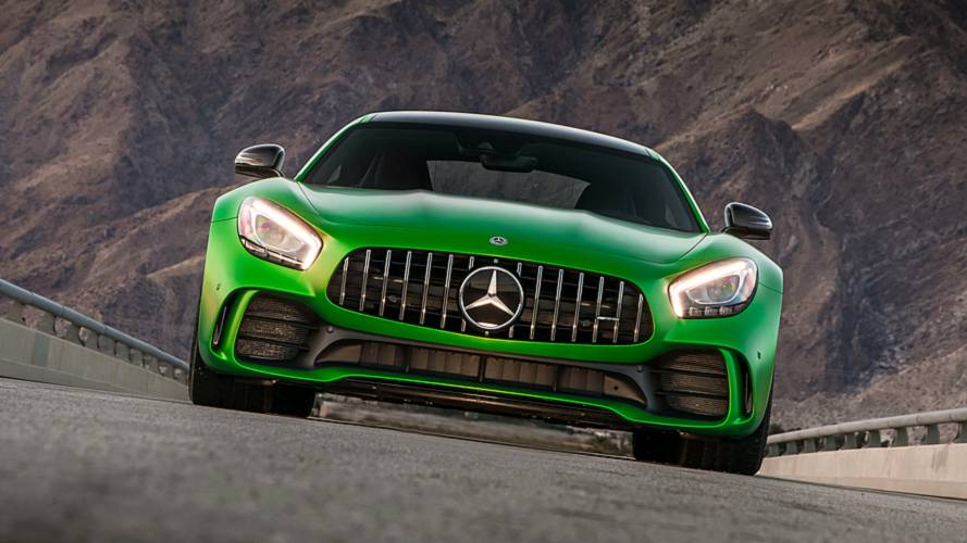Mercedes-AMG pensa all'anti Cayman