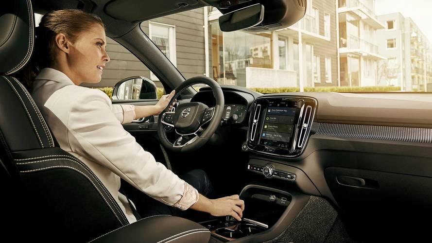 Next-Gen Volvo Infotainment Getting Google Integration