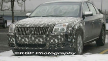 Mercury Montego Facelift spy photo