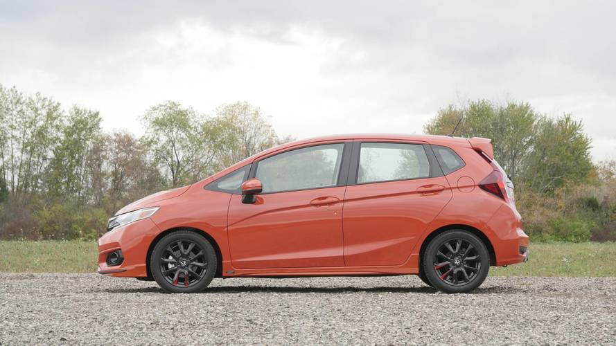 2018 Honda Fit Sport | Why Buy?
