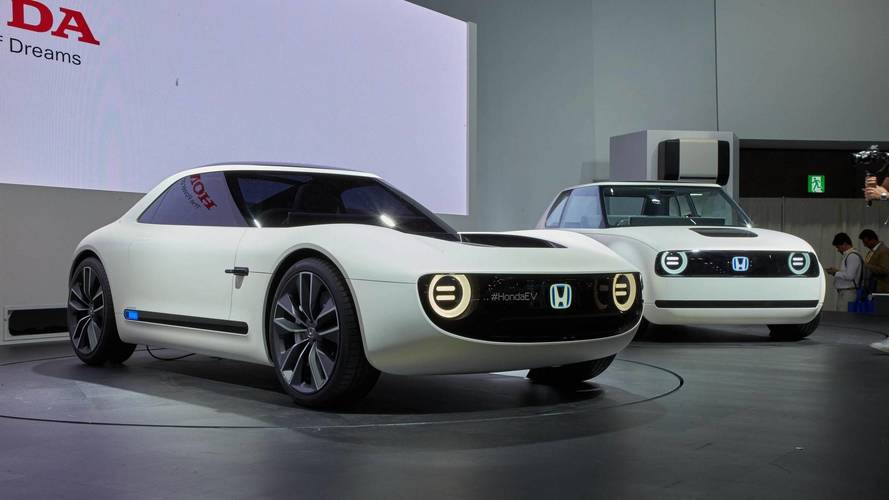 Honda promises more retro EV concepts to come