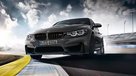 Descubre el nuevo BMW M3 CS 2018, con 460 CV