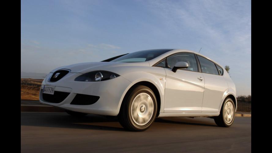 Seat Leon 1.6 TDI CR 105 CV Ecomotive