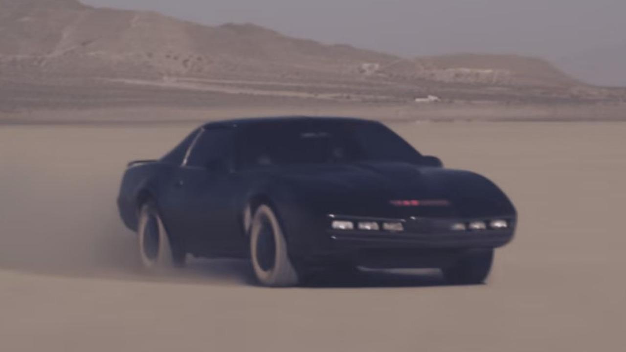 Knight Rider Heros Screenshoot