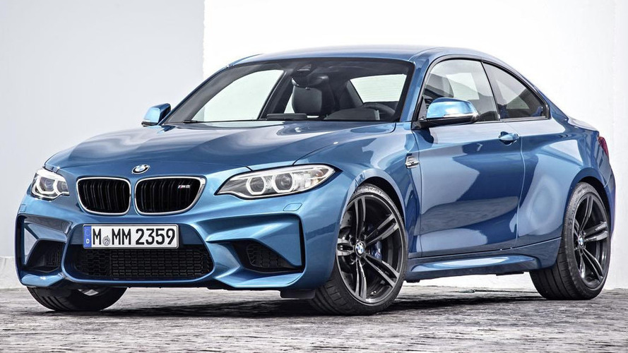 BMW M2 runs the Nurburgring in 7:58 minutes