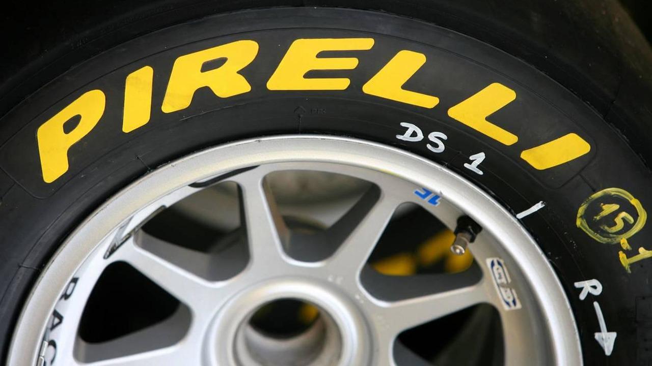 Pirelli tires - Formula 1 World Championship, Rd 10, British Grand Prix, 09.07.2010 Silverstone, England