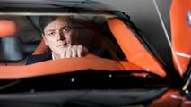 Victor Muller, CEO, Spyker Cars NV