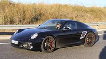 2012 Porsche 911 spied close 11.11.2010
