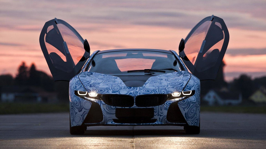 BMW Vision EfficientDynamics gets a tentative price tag of £150,000
