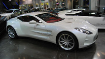 Aston Martin One-77 up for sale in Dubai - 6.4.2011