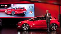 Opel GTC Paris Concept