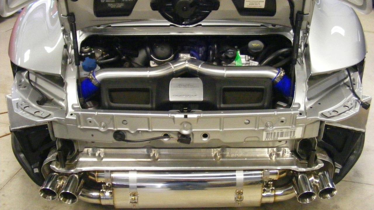 SPI Shows Porsche 997 L4 700/750 Pkg for Tiptronic