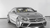 Mercedes-Benz S63 AMG Coupe by Mansory