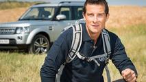 Bear Grylls named Land Rover global brand ambassador
