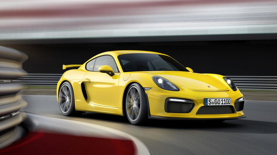 Porsche Cayman GT4 scares everyone in latest feature video