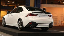 Lexus IS 25 Aniversario at 2014 Madrid Auto Show