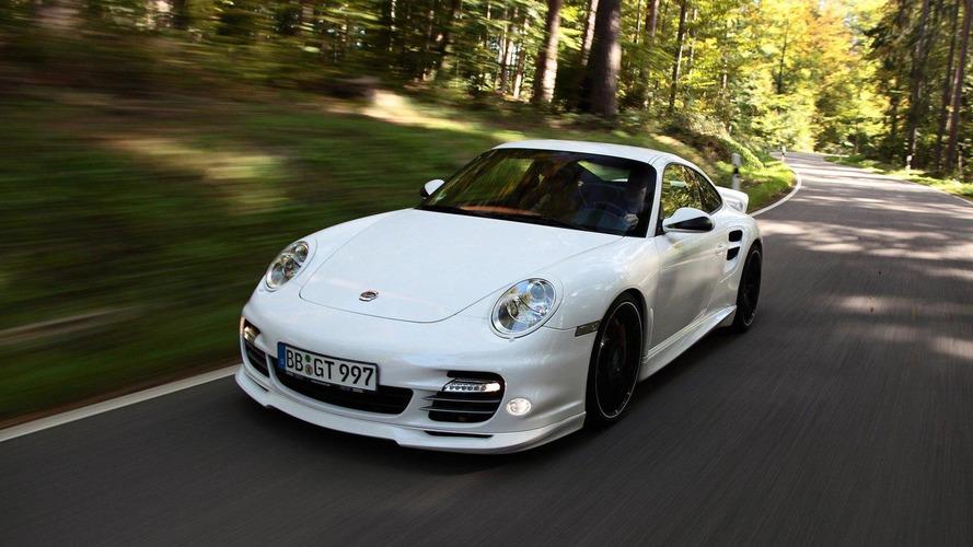 TechArts upgrades Porsche 911 Turbo power kit