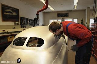 BMW 328 Kamm Coupe