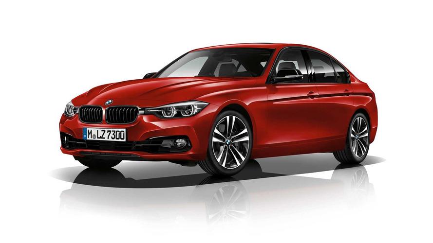 BMW 3-as sorozat Sport Line Shadow, Luxury Line Purity, M Sport Shadow kiadások