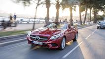 2017 Mercedes SLC